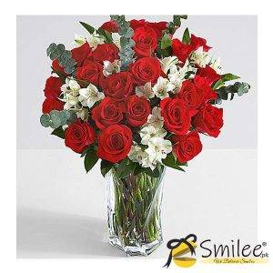 Valentine-Lovely-Red-Roses