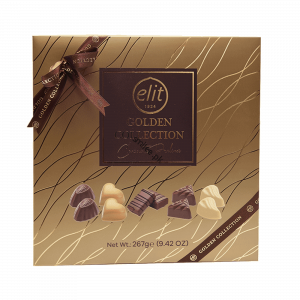 Elit Chocolate Golden Collection 267 gm