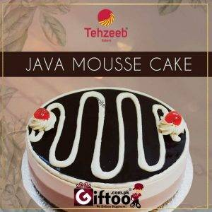 Java Mousse Cake by Tehzeeb