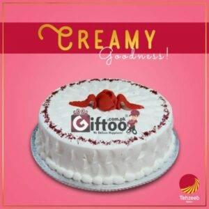 2 Pound Red Velvet Cake