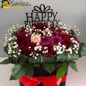 flowers box gift