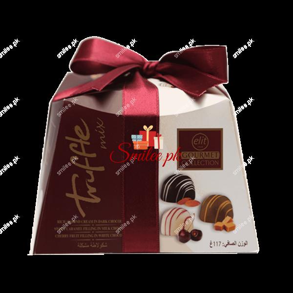 Elit Truffle With Chocolate Mix 117 gm