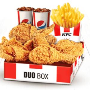 Crispy Duo Box