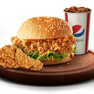 Krunch Chicken Combo